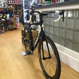 s-works all black